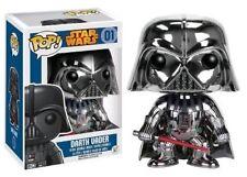 Star Wars - Darth Vader Chrome US | Funko Pop Vinyl FUN6827