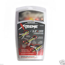 X-treme Broadheads 2 Blade 2.3''Cut 100Grain Hunting Archery Stainless Steel