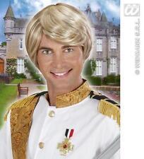Bionda Principe Affascinante Parrucca Fernando Torres Costume