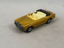 Matchbox Superfast Rolls Royce Silver Shadow Coupe Nr. 69 Lesney England
