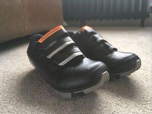 Size 5 Muddyfox Kids MTB100 Junior Cycling Shoes MTB / CX Etc
