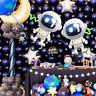 Astronaut Shaped Foil Balloons Space Theme Balloon Kids Birthday Party Decor
