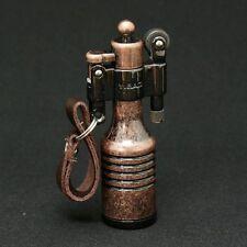 Vintage Blick Selten Bronze Benzin Feuerzeug