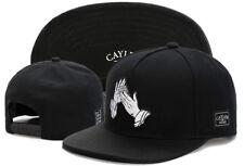 Hip Hop Men's CAYLER Sons Hat adjustable Baseball Snapback Black Street cap 525#