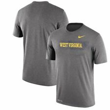 30e0461a West Virginia Mountaineers Nike Dri-Fit Seismic Legend Team Issue 2XL T- Shirt