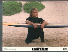 Point Break-Lobby Card Set-1991-Patrick Swayze-Keanu Reeves-Gary Busey