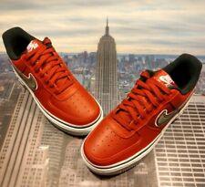 Nike Air Force 1 Low '07 LV8 Sport NBA Varsity Red Mens Size 12 AJ7748 600 New