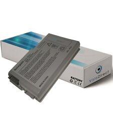 Batterie pour DELL Latitude D500 D505 D510 D520 D530 D600 D610 Series 4400mAh