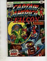CAPTAIN AMERICA AND FALCON #172(1974 MARVEL) X-MEN-VF