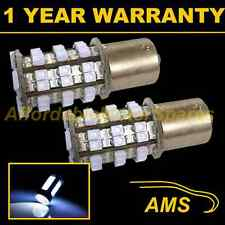 2X 382 1156 BA15s P21W WHITE 48 SMD LED FRONT INDICATOR LIGHT BULBS FI202202