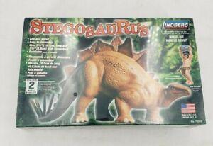 Lindberg 2012 Stegosaurus Dinosaur Collection 70282 Monster Model Kit For Age 8+