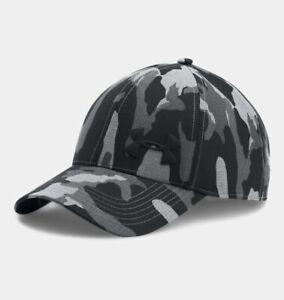 Under Armour UA 1291857 Mens ArmourVent Training Cap BASEBALL HAT M/L CAMO 041