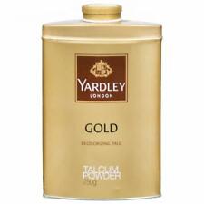 Yardley London Gold Perfumed-Talc Deodorizing Talcum Powder ( 100g - 250g )