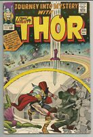 JOURNEY INTO MYSTERY #111 - THOR - MARVEL 1964
