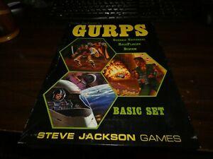 GURPS: Basic Set Boxed Set