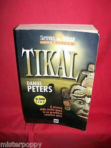 DANIEL PETERS Tikal 1998 BUR