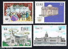 IRLANDA EIRE 4 FRANCOBOLLI DUBLIN DUBLINO 1991 nuovo**