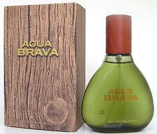 Antonio Puig Agua Brava EDC 100 ml Spray Nuovo OVP