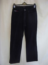 "Mens Jeans - Tommy Hilfiger, 31"" waist, black, straight leg, denim, used - 1347"