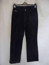 "Mens Jeans - Tommy Hilfiger, 31"" waist, black, straight leg, denim, used - 1504"