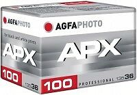 AgfaPhoto APX Pan 100  135/36  Kleinbildfilm