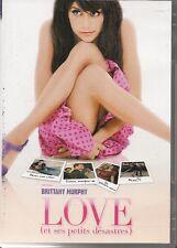 DVD ZONE 2--LOVE ET SES PETITS DESASTRES--BRITTANY MURPHY/CABRERA/KESHISHIAN