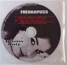 RARE FREAKAPUSS TRONICS PROMO CD