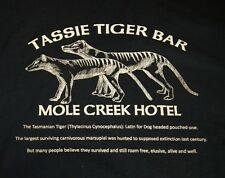 UNIQUE TASSIE TIGER BAR T-SHIRTS - QUALITY T-SHIRTS WITH NEWLY DESIGNED LOGO