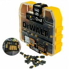 DEWALT Extreme Impact Driver Torsion Bits Pozi PZ2 X 25 Screw Bit DT70556T-QZ