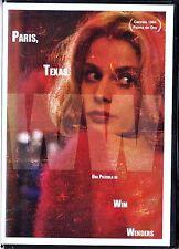 PARÍS, TEXAS de Wim Wenders.  DVD edición de diario.