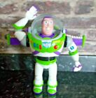 Toy Story Buzz Lightyear Thinkway Toy Talking Light Up Wings Rare
