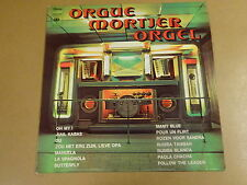 LP / ORGUE MORTIER ORGEL