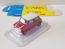 Corgi SOLIDO CENTURY OF CARS ORIGINAL AUSTIN MINI COOPER RED Diecast Car BOX NEW