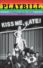 Pride Playbill Kiss Me, Kate Kelli O'Hara  Will Chase  Corbin Bleu  Richard Kind