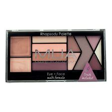 MUA Makeup Academy Rhapsody Eyeshadow Palette Metallic Multi Formula Sealed