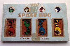 1959 THE GAME OF SPACE BUG, IN BOX, WILLIAM F. DRUECKE, GRAND RAPIDS, MI