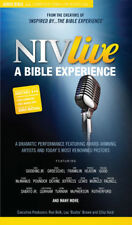 NIV Live - A Bible Experience - Complete Bible on Audio CDs - New