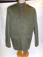 mc42/34 WW 1 USMC Officer Green Service Coat size 42 and Breeches size 34  U1B