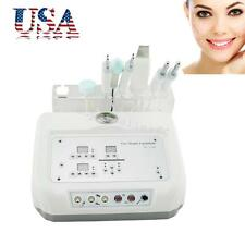 4-1 Microcurrent Diamond Dermabrasion Skin Scrubber Professional Machine US SHIP