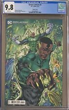 Green Lantern #1 Variant CGC 9.8