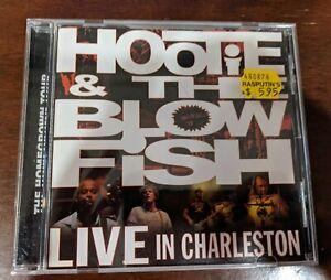 Hootie & The Blowfish - Live in Charleston CD