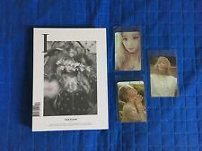 TAEYEON First Mini Album I (with all photocards) Girls' Generation SNSD Kpop Exo