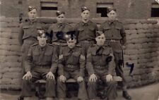 WW2 Garrison Military Police Northants Northamptonshire Regiment Belfast