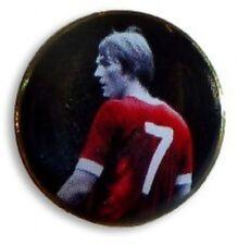 Liverpool FC Kenny Dalglish Pin Badge   Brand New