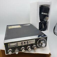 Vintage Midland CB Radio Transceiver 23 Channel Model 13 893 Mobile