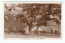 Bailie Nicol Jarvie's Tree And Poker Aberfoyle Perthshire Real Photograph 1096