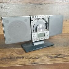 Brookstone Cd System with Pll Radio and Multi- Clock Br200 Class 1 Laser Product