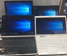 Lot of 4 laptops - Gateway NE51B, Sony VAIO VPCEH, Gateway NV, Acer Aspire 5251