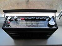 Rare Vintage Military Transistor Radio Mayak-2 with full kit
