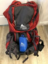 Gregory Palisade Backpack red/black with rain cover   Medium